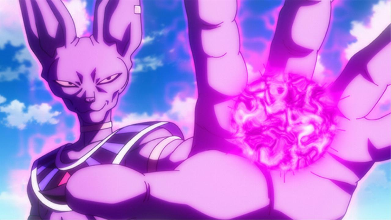Beerus dragon ball super - Dimension Manga