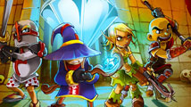 Test : Dungeon Defenders (PC, PS3, Xbox 360)
