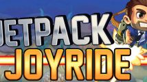 Test : Jetpack Joyride (iPad, iPhone, iPod Touch)