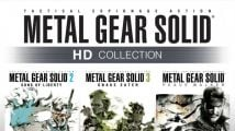 Test : Metal Gear Solid HD Collection (PS3, Xbox 360)