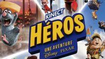 Test : Kinect Héros : Une aventure Disney-Pixar