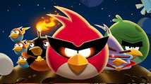 Test : Angry Birds Space (iPhone, iPod Touch, PC, Mac, Android)