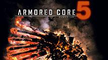 Armored Core 5 explose en images