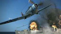 Test : Damage Inc. Pacific Squadron WWII (PS3, Xbox 360)