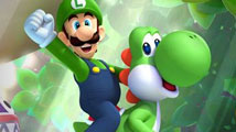 Test : New Super Luigi U