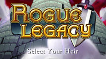 Test : Rogue Legacy