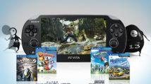 PS Vita en Europe : prix des jeux, Cartes Mémoire et accessoires