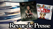Revue de presse : AMY, Crush3D