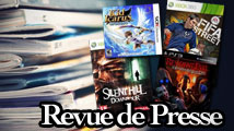Revue de presse : Kid Icarus, Resident Evil, Silent Hill, Fifa Street
