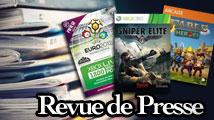 Revue de presse : Fable Heroes, Sniper Elite V2, Fable Heroes