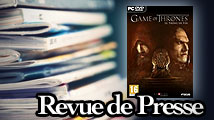 Revue de presse : Game of Thrones