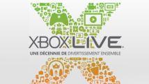 Le Xbox Live fête ses 10 ans !