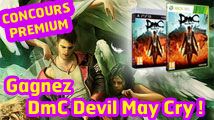 Concours : gagnez DmC Devil May Cry sur PS3 et Xbox 360
