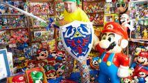 Voici la plus grande collection de goodies jeu vidéo au monde !
