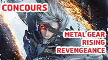CONCOURS : gagnez Metal Gear Rising Revengeance