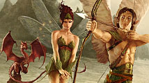 Test : Faery : Legends of Avalon (Xbox 360)
