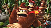 Test : Donkey Kong Country Returns (Wii)