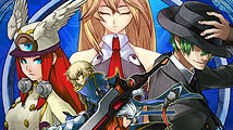 Test : BlazBlue : Continuum Shift (PS3)