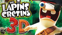 Test : The Lapins Crétins 3D
