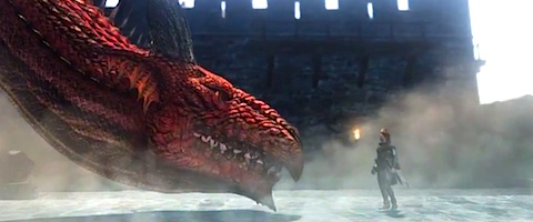 Dragon's Dogma montre son gameplay – Le prochain hit de Capcom ?