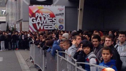 La paris games week 2014 un mauvais salon devenu trop for Salon paris games week