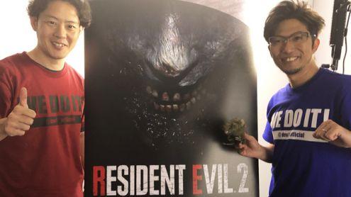Resident Evil 2 : Les producteurs nous parlent gameplay, scénarios, RE 1.5 et... Tofu