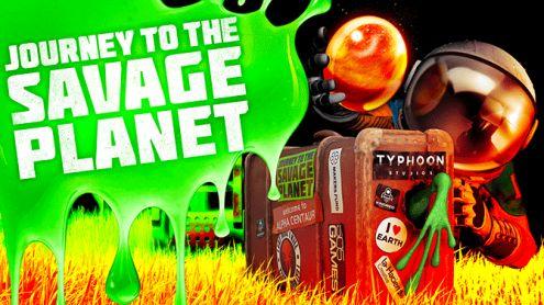 Journey The Savage Planet : Les développeurs nous en disent plus sur le jeu annoncé aux Game Awards