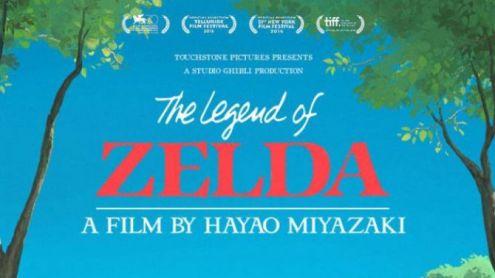 Trailer de La Légende de Zelda façon Ghibli - Post de SerialButcher