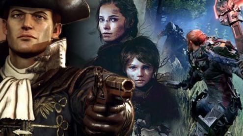 Focus Home Interactive : On a vu leurs prochains jeux, The Surge 2, A Plague Tale, Greedfall