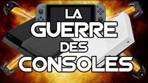 La Guerre des Consoles : le court-métrage ! - Post de Timir