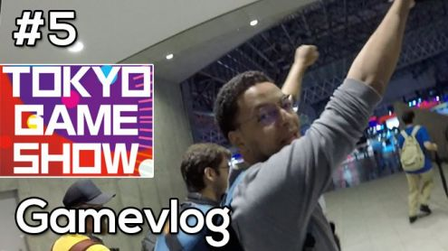 GameVlog TGS 2018 #5 : Second jour du salon, les choses se passent à fond - Post de La Rédaction