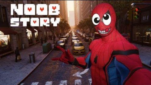 NOOB STORY : MARVEL SPIDER-MAN ! - Post de MasterMWayne_206927