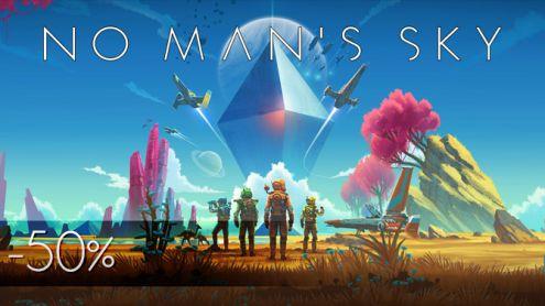 BON PLAN GOG : NO MAN'S SKY à -50% - Post de Gameblog Bons Plans