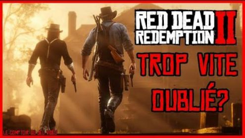 Red Dead Redemption II : un jeu trop vite oublié? - Post de StephaneLink