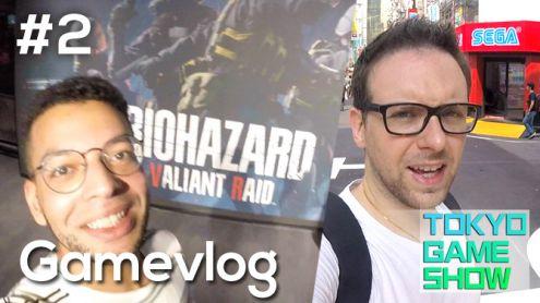 GameVlog TGS 2019 #2 : J-1 avant l'ouverture du salon ! - Post de La Rédaction