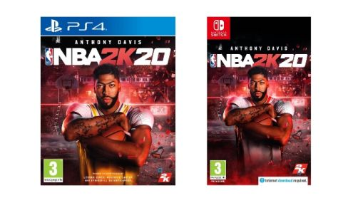 BON PLAN FNAC : jusqu'à -33% sur le jeu NBA 2K20 - Post de Gameblog Bons Plans