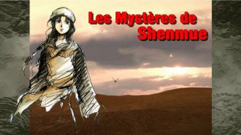 Les mystères de Shenmue - Post de Kenji Seang