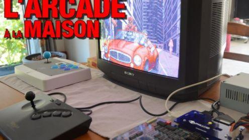 GUIDE - L'arcade à la maison (+ Violent Storm) - Post de Kenji Seang