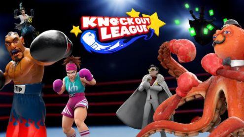 Knockout League - Quand Punch Out rencontre la VR - Post de Ozorah