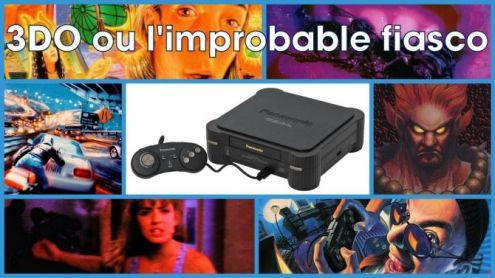 3DO ou l'improbable fiasco ! - Post de HecqDavid