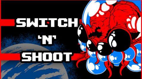 Shoot Them UP neo retro, découverte de Switch 'n' Shoot (By Shariban) - Post de Shariban