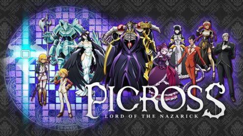TEST de Picross Lord of the Nazarick sur Switch : Allez venez, Milord