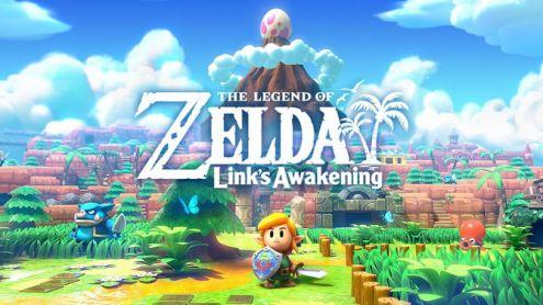TEST de The Legend of Zelda Link's Awakening sur Switch : L'île aux trésors