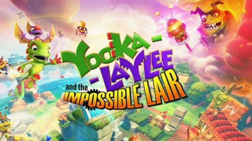 TEST de Yooka Laylee and the Impossible Lair : La perle Rare sauce Donkey Kong