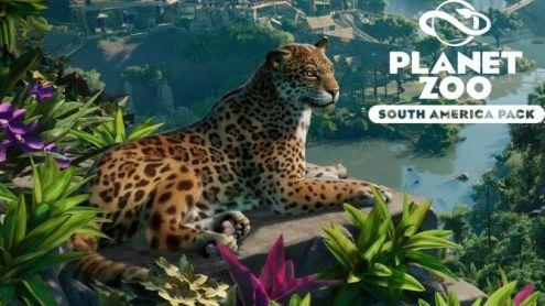TEST de Planet Zoo Pack Amérique du Sud : Le bonheur en pleine jungle ?