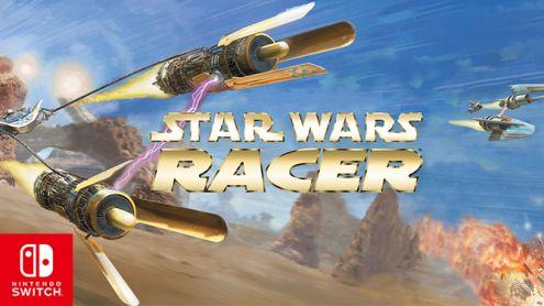 TEST de Star Wars Episode 1 Racer (Switch) : Un retour au stand s'impose