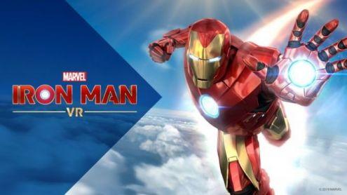 TEST de Marvel's Iron Man VR : Vers l'infini et... en deçà?