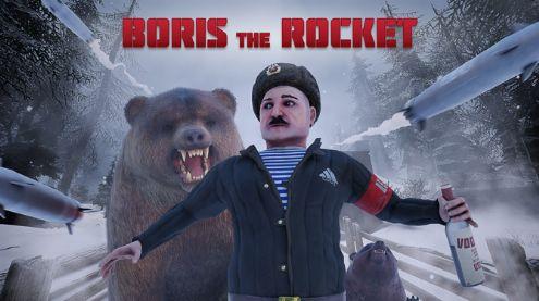 Test de Boris the Rocket (PC, Xbox One, PS4, Nintendo Switch)