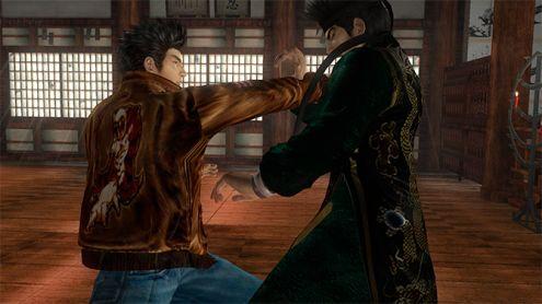 Shenmue s'invite dans Dead or Alive 5, les images qui font pleurer