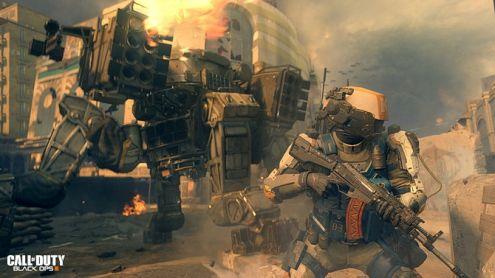 Call of Duty Black Ops 3 : les premières images du front